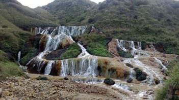 Golden Waterfall 1
