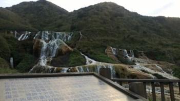 Golden Waterfall 3