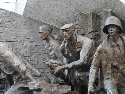 Monument to the Warsaw Uprising
