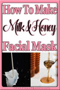 How To Make Milk & Honey Facial Mask