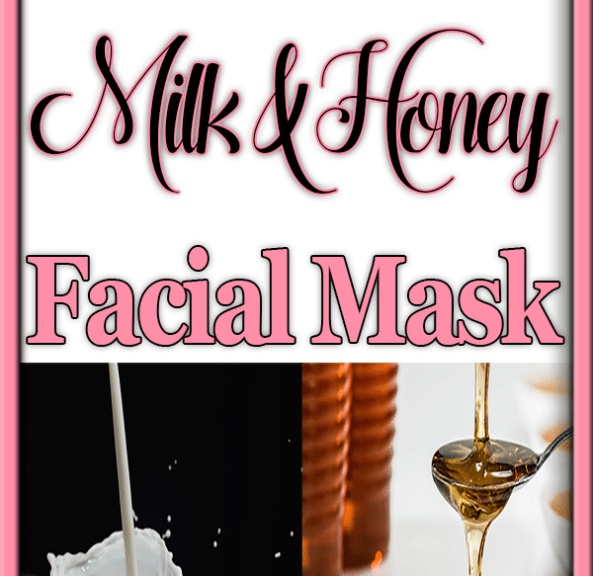 Learn How To Make Milk & Honey Facial Mask. With the combination of milk and honey you can get an all natural beauty look.