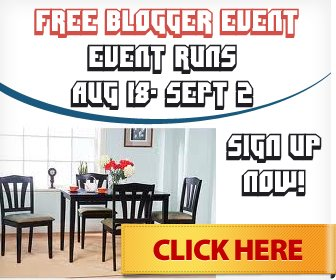 [Giveaway] Metropolitan 5 Piece Dining Set – CLOSED