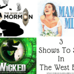 3 Shows To See In The West End