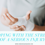 Coping with the Stress of a Serious Injury