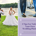 4 Tips For Taking Your Own Wedding Photos