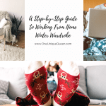 A Step-by-Step Guide to Working From Home Winter Wardrobe