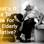 What's It Like To Care For An Elderly Relative?