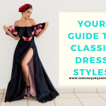 Your Guide To Classic Dress Styles