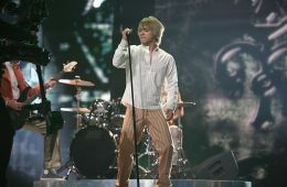 Steven Faddy at Eurovision Song Contest 2007