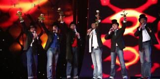 Bonaparti at Eurovision