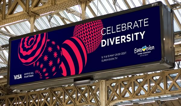 Eurovision 2017 from Kiev