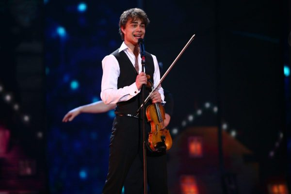 Alexander Rybak. Photo: Indrek Galetin (EBU)
