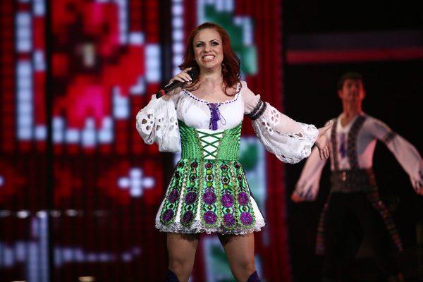 Nelly Ciobanu at Eurovision 2009. Photo: Indrek Galetin (EBU)