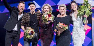 Koit and Laura win Eesti Laul