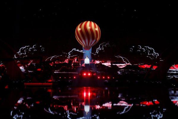 Brendan Murray at Eurovision