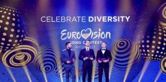 Eurovision hosts 2017
