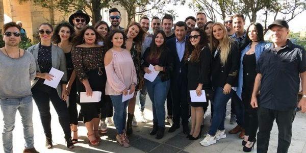 Malta song for Europe entrants 2018