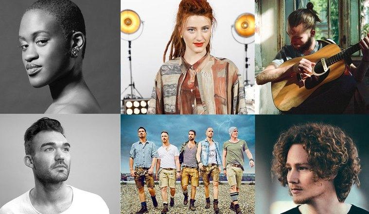 German eurovision hopefuls