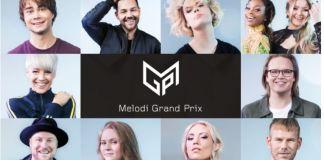 Norwegian MGP Finalists 2018
