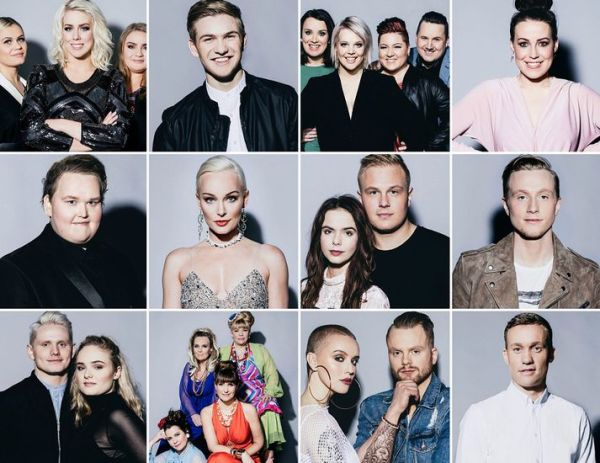 Icelandic contenders