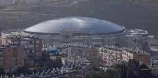 Pais Jerusalem Arena