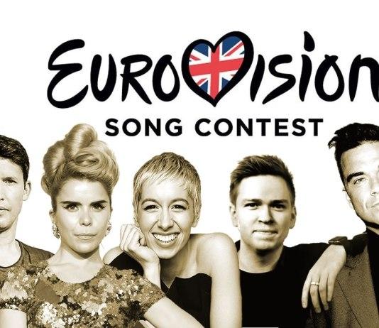 Unlikely Uk Eurovision stars
