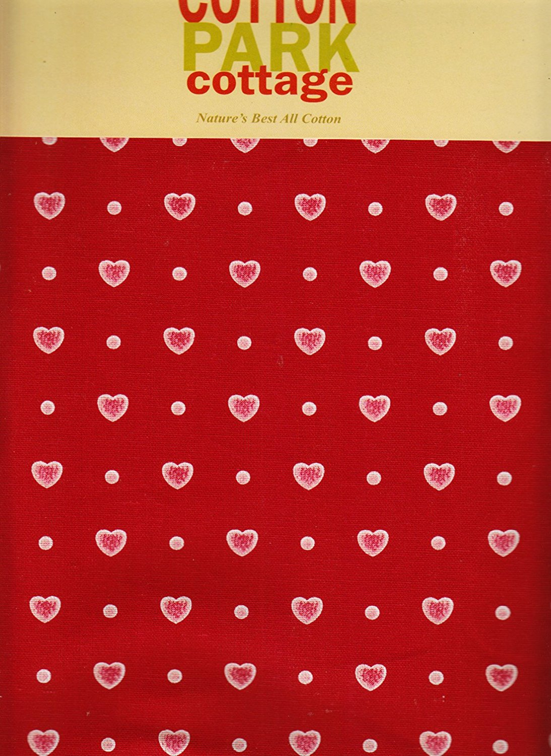 Valentines Day Tablecloth