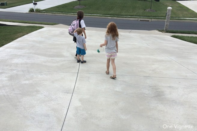 9.11.15. Cian No Sleep. Kids driveway
