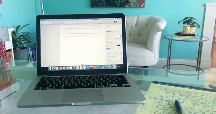 Writing: I'm Using the Pomodoro Technique