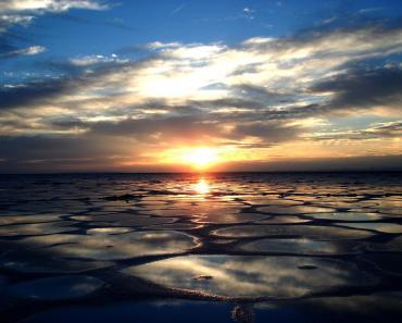 Amazing Sun Rise