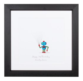 Robot - A fantastic way to remember children's parties