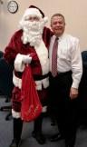Ray and Santa