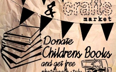 Donate Children's Books