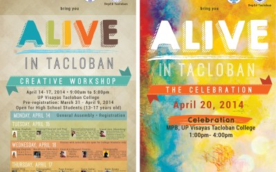 ALIVE in Tacloban