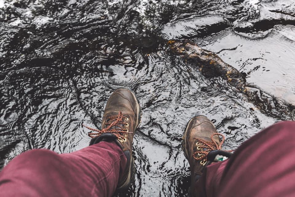 Where Do My Feet Take Me?