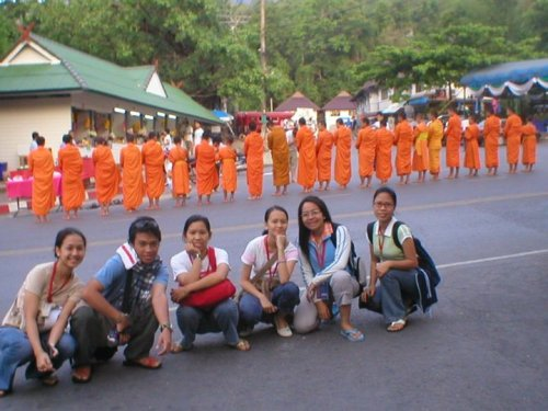 My first outreach exposure trip to Thailand
