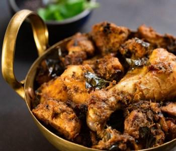Masala Roast Chicken by OneWholesoemMeal