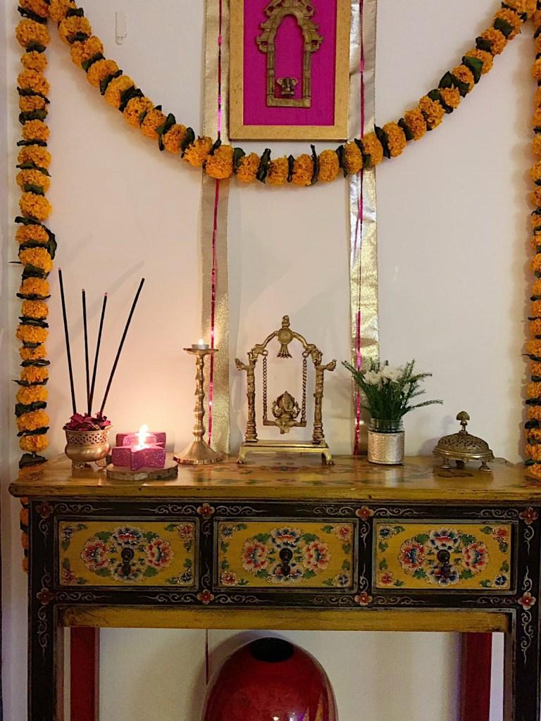 Diwali Themed Vignette
