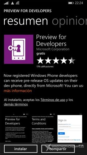 """Punto 3 del paso 2 del tutorial """"Como conseguir Cortana en español"""""""