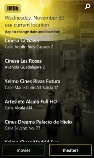 IMDB Madrid