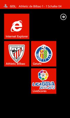 livescores Liga BBVA 2011-2012 1