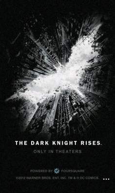 The Dark Knight Rises aplicación oficial en exclusiva para los Nokia Lumia 1