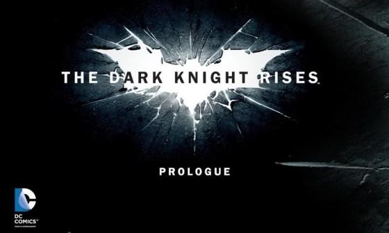 Batman Prologue
