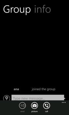 Viber 2.2 grupo