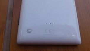 Conectores para carga inalámbrica del Lumia 720