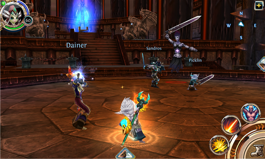 Order & Chaos para Windows Phone 8