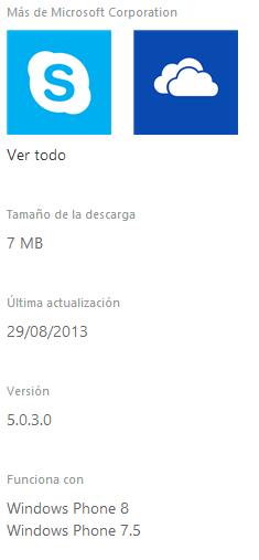 Facebook WP8 y WP7.x sin login