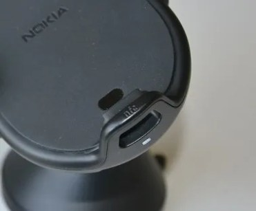 NFC e indicador de carga