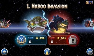 Angry birds Star Wars II para Windows phone - Imagen 5