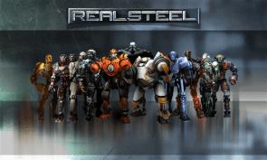 Real Steel para Windows Phone